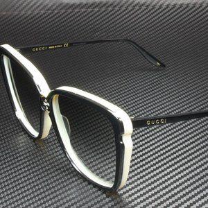 Gucci Black 63mm Sunglasses